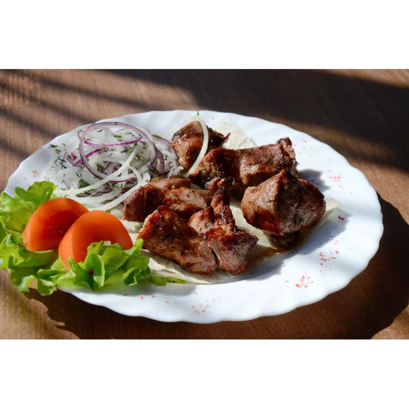 Свинина шейка(мякоть)